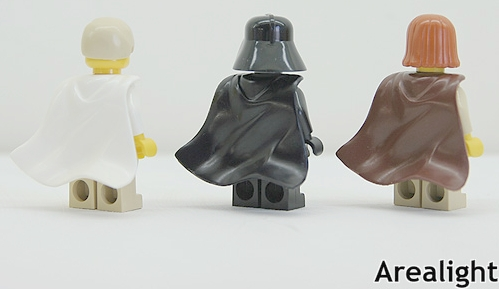 LEGO Capes by Arealight