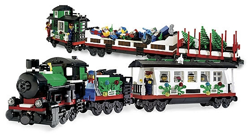 #10173 LEGO Holiday Train