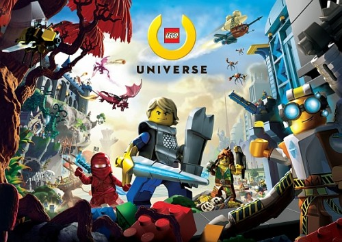 LEGO Universe Online Game