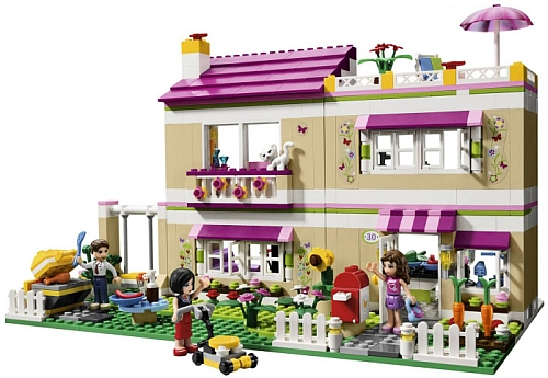 #3315 LEGO Friends Olivia's House