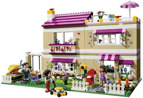 #3315 LEGO Friends Olivia's House