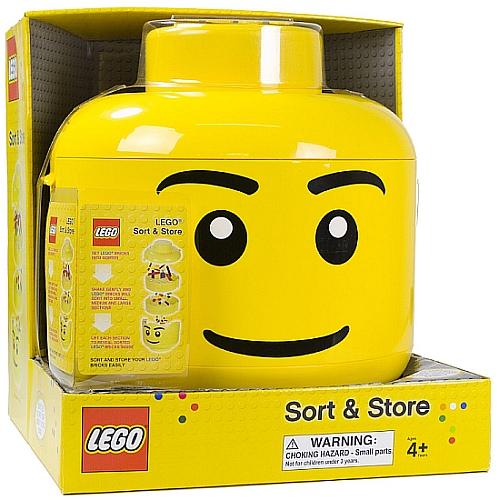 LEGO Storage: LEGO Sort & Store Head