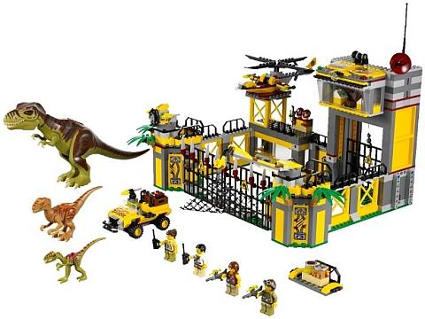 #5887 LEGO DINO Set
