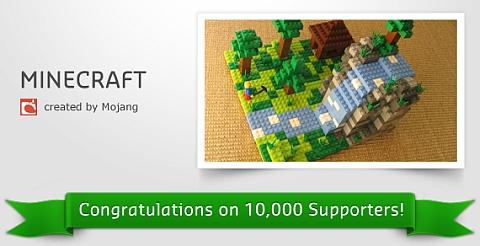 LEGO CUUSOO - Minecraft