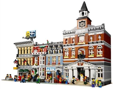 LEGO Modular Street