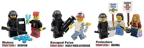 BrickForge LEGO Minifigure Accessories