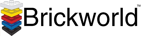BrickWorld Website Logo