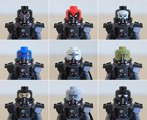 Lego Minifigure Armor Star Wars Darth Malgus