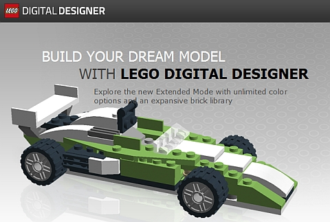 LEGO Model Builder - LEGO Digital Designer