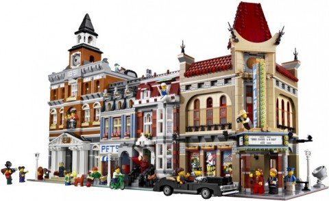 #10232 LEGO Modular Street with Palace Cinema