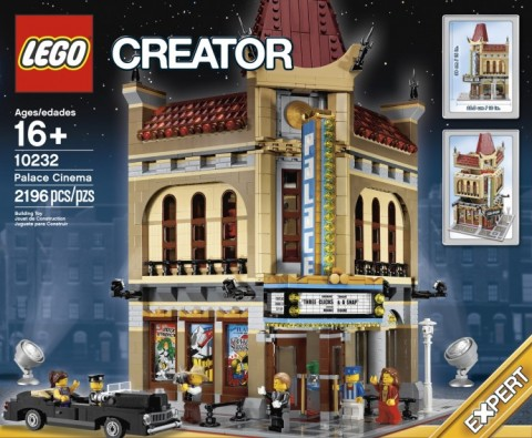 #10232 LEGO Palace Cinema