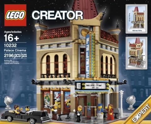 #10232 LEGO Palace Cinema