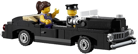 #10232 LEGO Palace Cinema Car