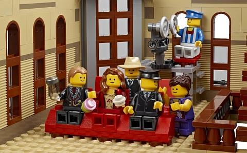 #10232 LEGO Palace Cinema Seating
