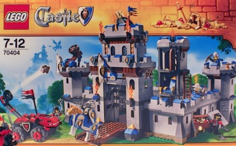2013 LEGO Castle Set Details