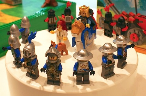 2013 LEGO Castle Sets Minifigures