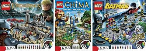2013 LEGO Game Sets