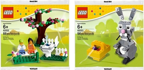 2013 LEGO Spring Polybags