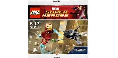 2013 LEGO Super Heroes Polybag