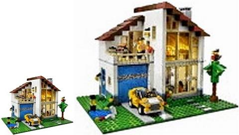 #31012 LEGO Creator Family House