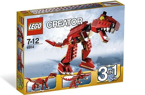 #6914 LEGO Creator T-Rex