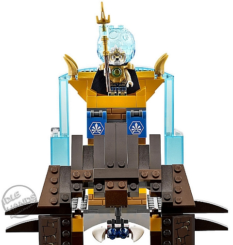 #70010 LEGO Legends of Chima Lion Temple CHI
