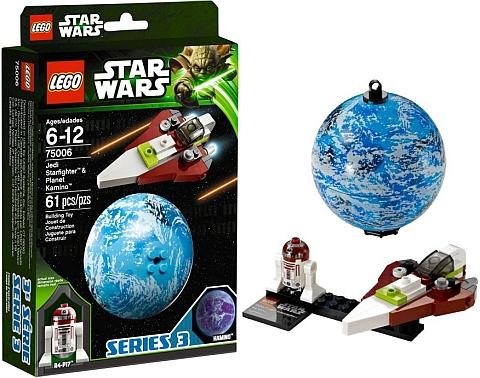 #75006 LEGO Star Wars Planets Series 3 Kamino