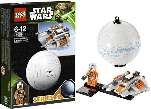 #75009 LEGO Star Wars Planets Series 4 Hoth