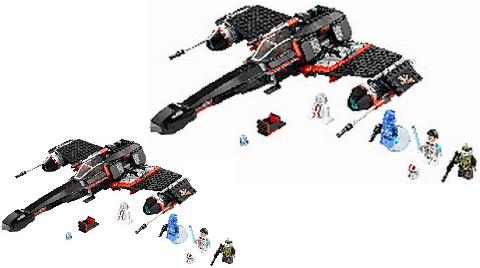#75018 LEGO Star Wars Set