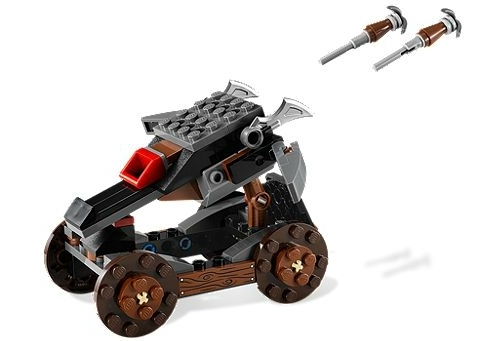 #9471 LEGO Lord of the Rings Siege Weapon