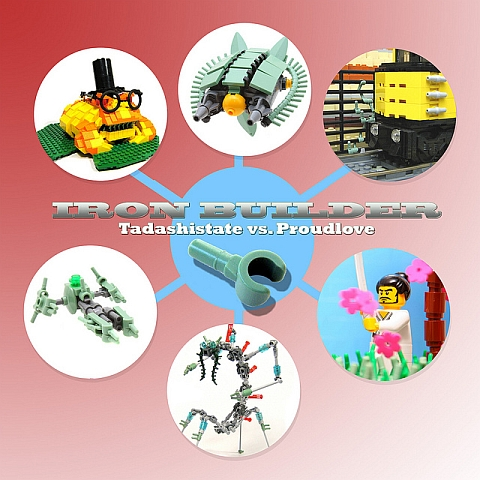 Iron Builder LEGO Contest 2