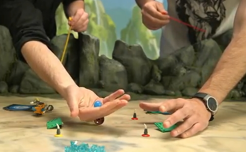 LEGO Legends of Chima Speedorz Chi Ball