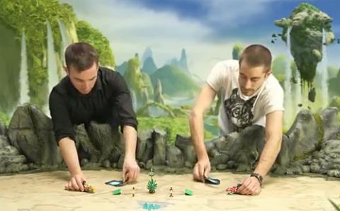 LEGO Legends of Chima Speedorz Game