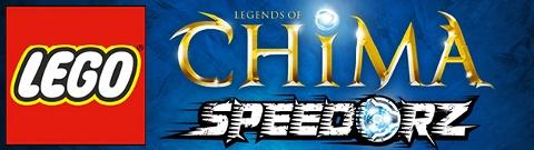 LEGO Legends of Chima Speedorz Online Game