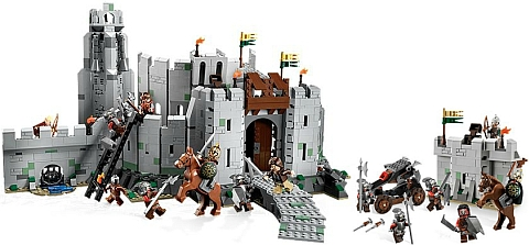 LEGO Lord of the Rings Sets Details