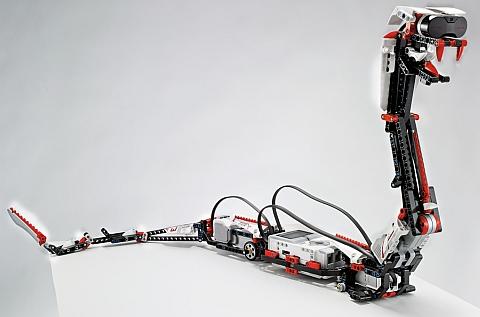 LEGO Mindstorms EV3 Robot 5
