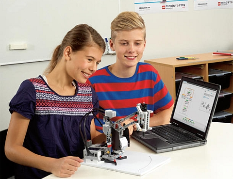 LEGO Mindstorms New Generation