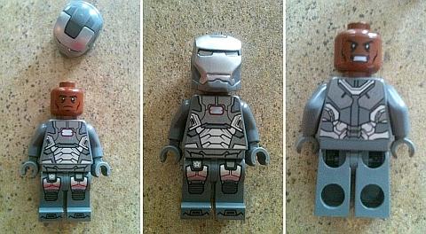 LEGO Super Heroes Iron Man 3 War Machine