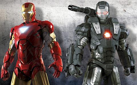 Super Heroes Iron Man 3 War Machine