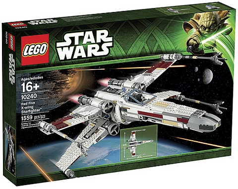 #10240 LEGO Star Wars X-wing Starfighter