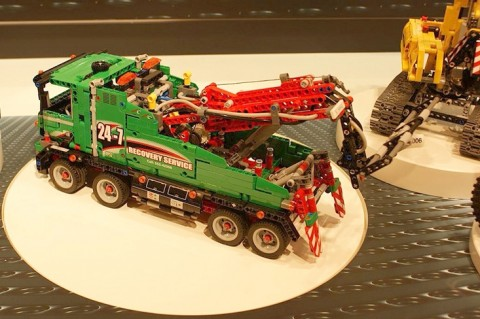 2013 LEGO Technic - Photo by Joe Meno