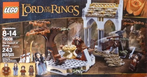 #79006 LEGO Lord of the Rings The Council of Elrond