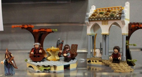 #79006 LEGO Lord of the Rings The Council of Elrond Details