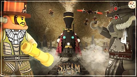 LEGO CUUSOO LEGO Steampunk