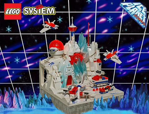 LEGO Contest Ice Planet by Siercon & Coral