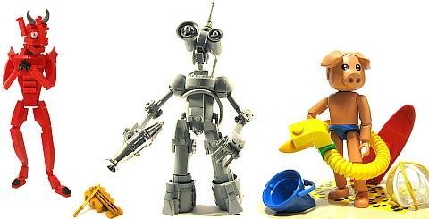 LEGO Creations by Sir Nadroj