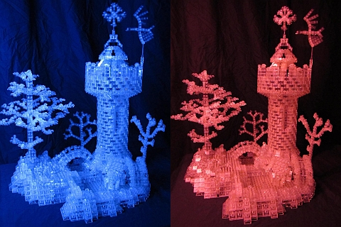 LEGO Fantasy by Ivan Angeli - Icewind Dale