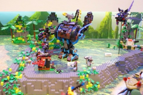 LEGO Legends of Chima Sets German Toy Fair