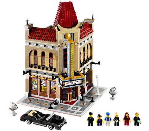 LEGO Modular Palace Cinema