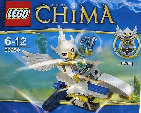 #30250 LEGO Legends of Chima Polybag